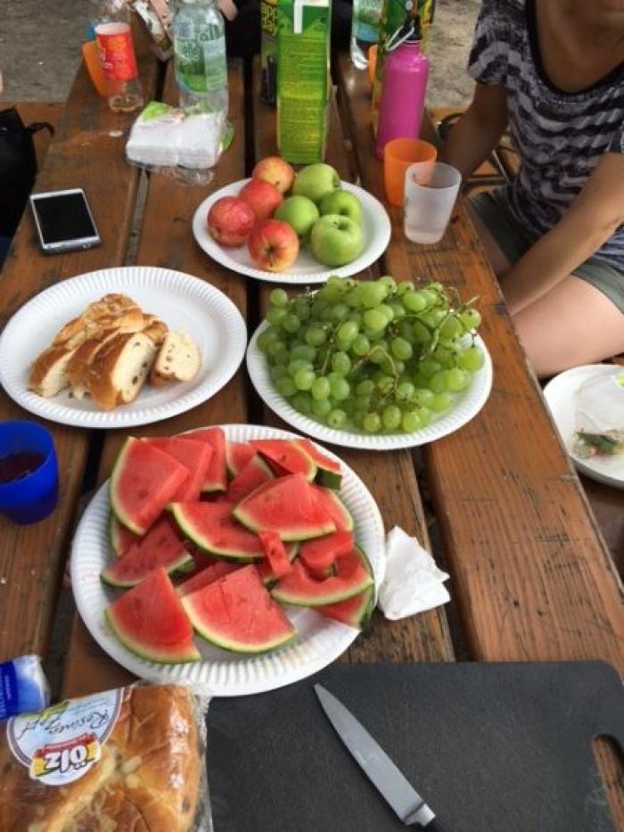Gesunde Ernährung Picknick Bei Der Praterwiese 27072016 Juvivo 03