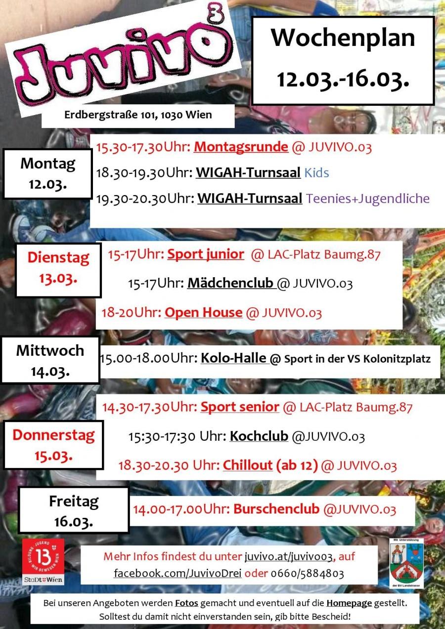 WochenprogrammKW11