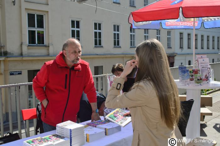 Foto von Wolfgang Simlinger, Berufsfotograf, Stadlgasse 9/17, 4470 Enns, Austria