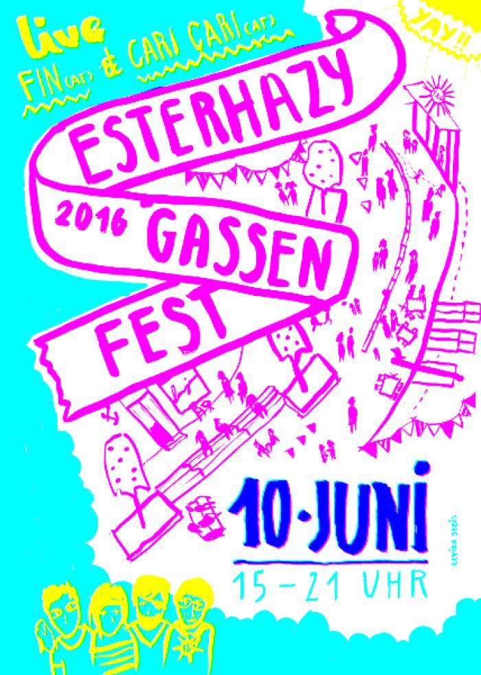 2016-05-10 Esterhazy Gassenfest 2016 Flyer.indd