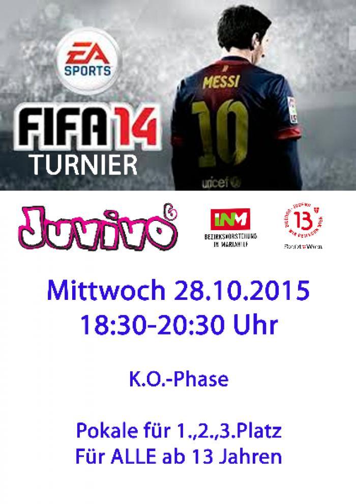 fifa14 Turnier