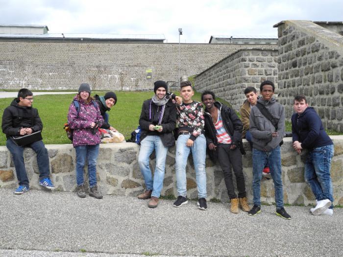 Mauthausen im April 2015