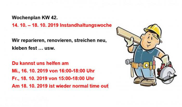 wochenplan-kw-42