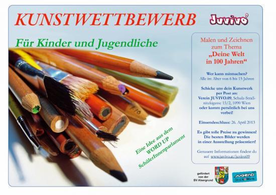 kunstwettbewerb-flyer