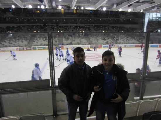 2_ Eishockeymatch