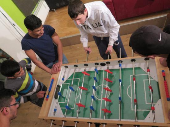 4_Tischfußballturnier